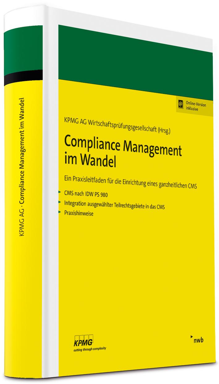 Compliance Management im Wandel