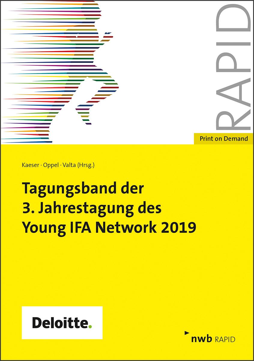 Tagungsband der 3. Jahrestagung des Young IFA Network 2019
