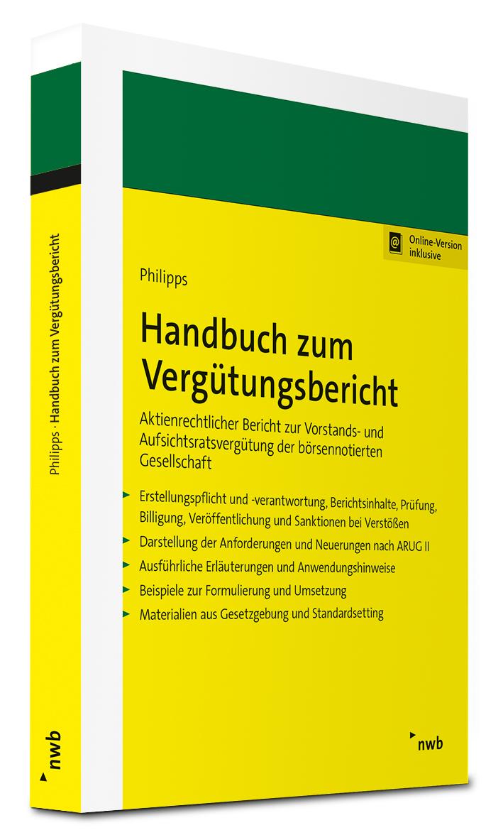 Handbuch zum Vergütungsbericht