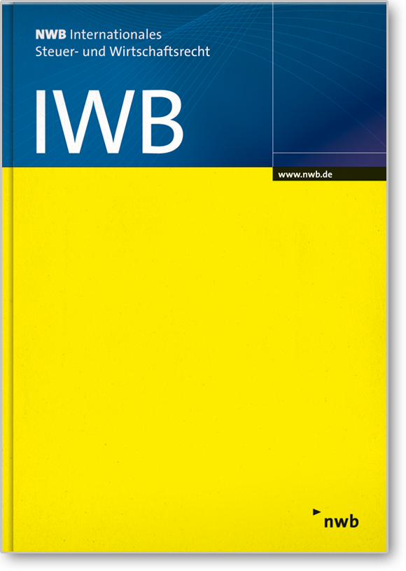 IWB Einbanddecke 2020