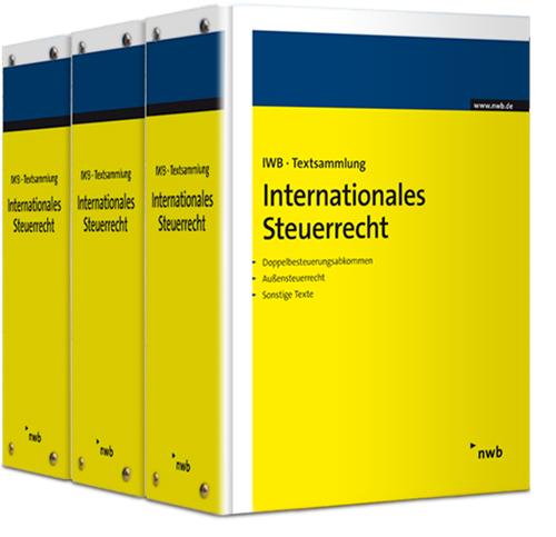 Leerordner IWB-Textsammlung