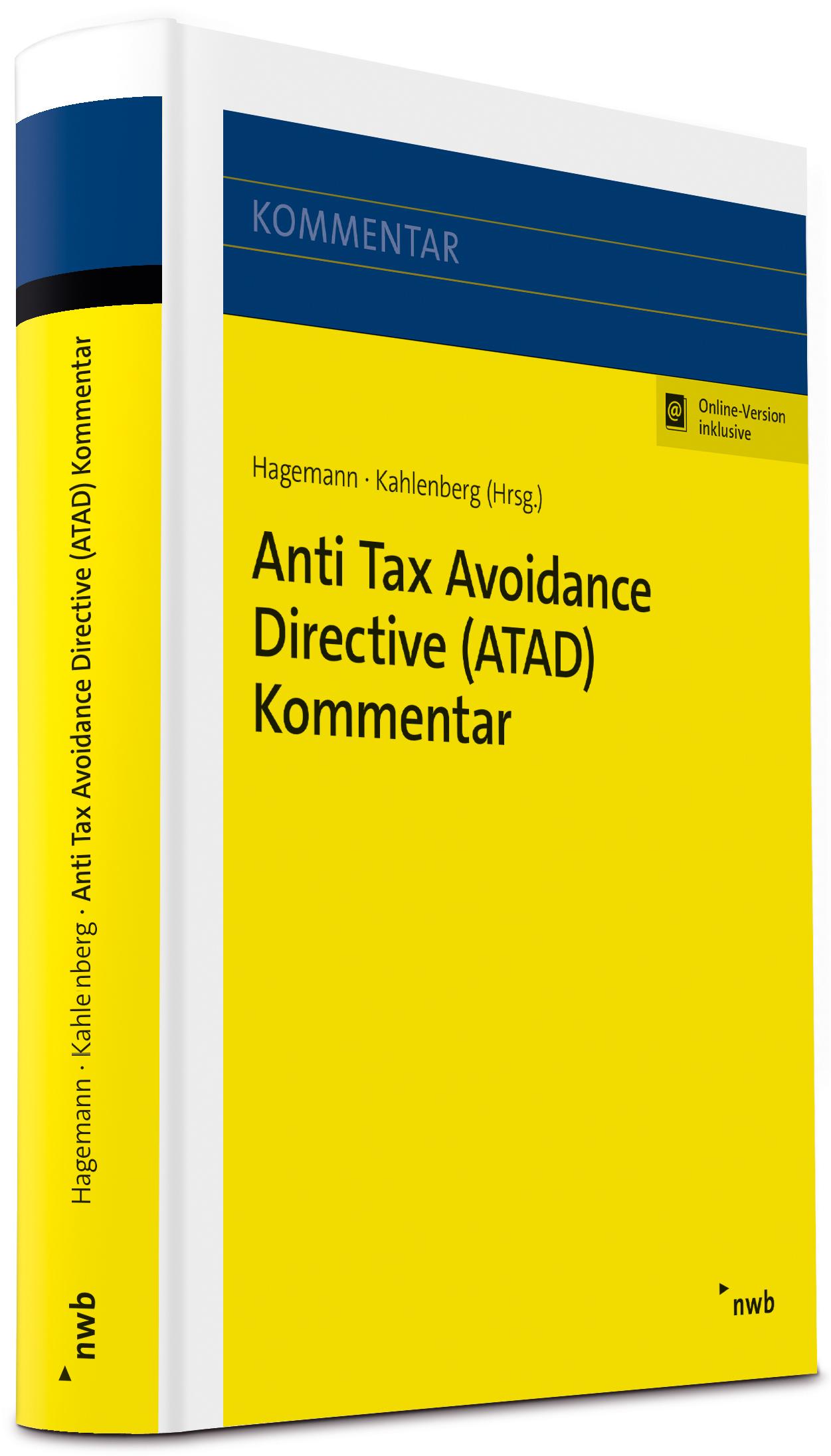 Anti Tax Avoidance Directive (ATAD) Kommentar