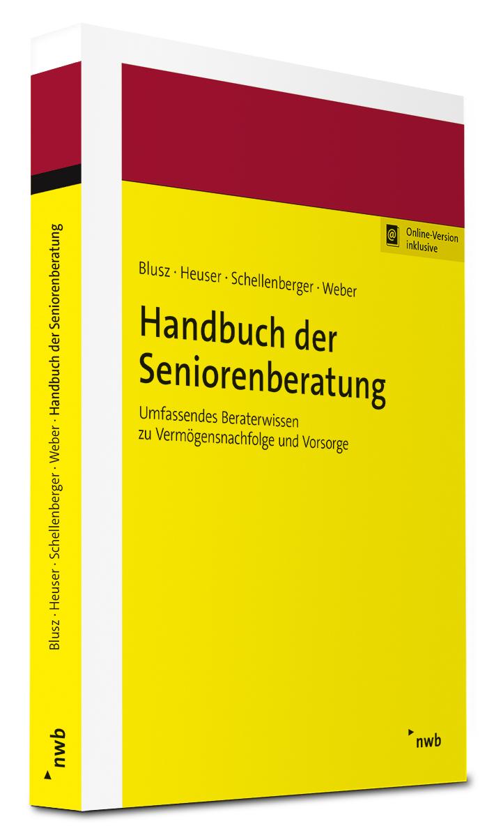Handbuch der Seniorenberatung