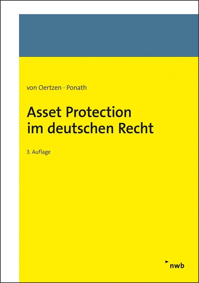 Asset Protection im deutschen Recht
