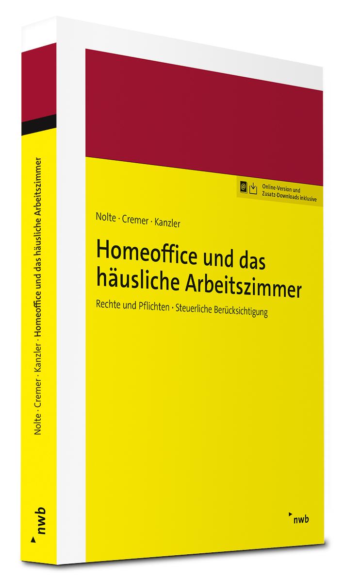 Homeoffice und das häusliche Arbeitszimmer