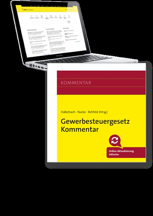 Gewerbesteuergesetz Kommentar online