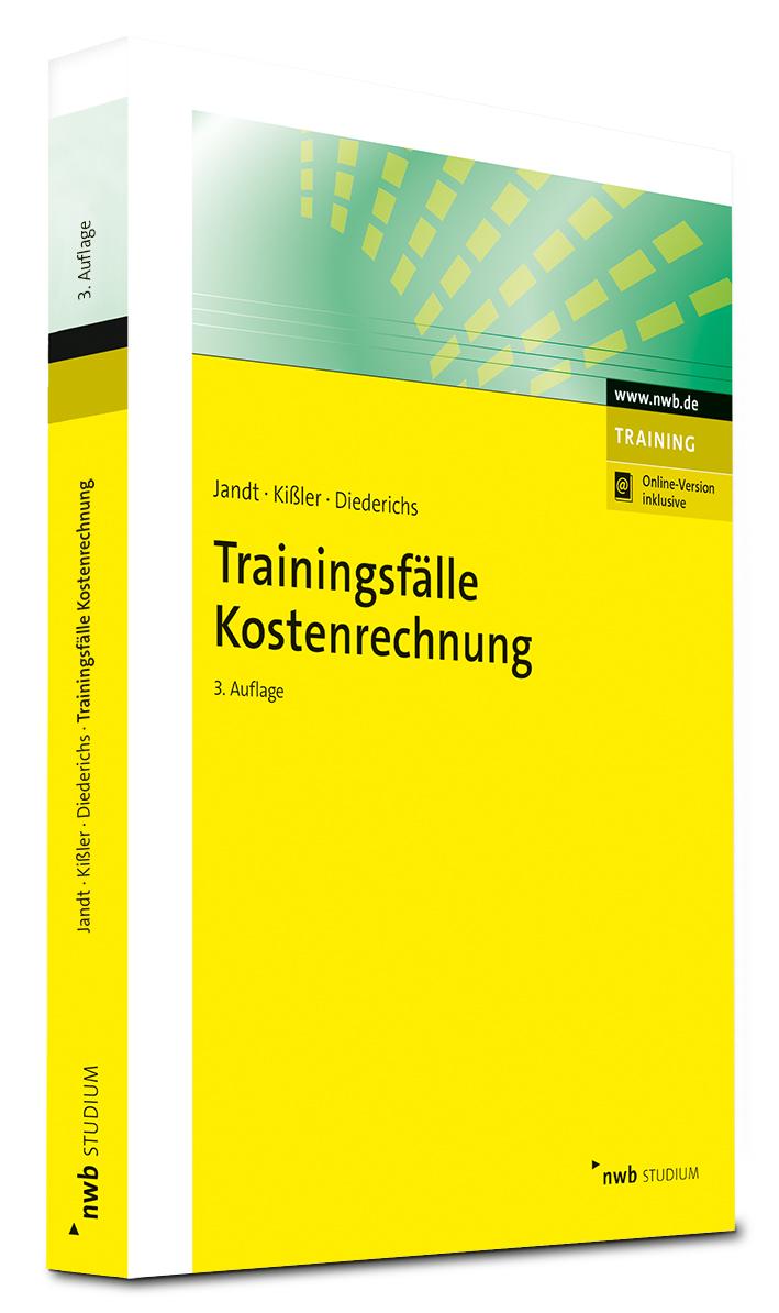 Trainingsfälle Kostenrechnung