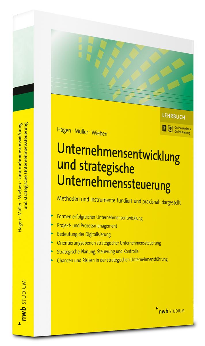 Unternehmensentwicklung und strategische Unternehmenssteuerung