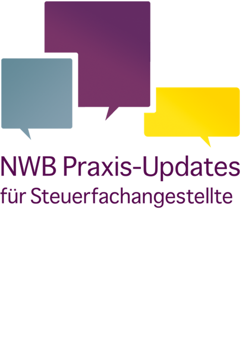 NWB Praxis-Updates für Steuerfachangestellte