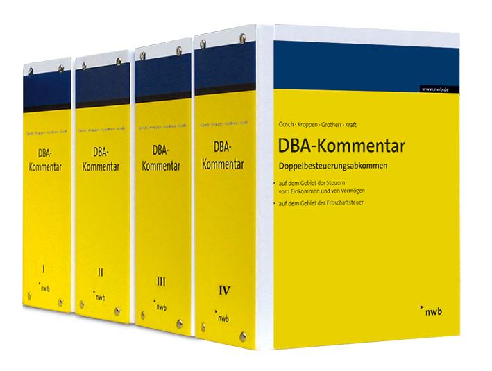 DBA-Kommentar ohne Fortsetzungsbezug