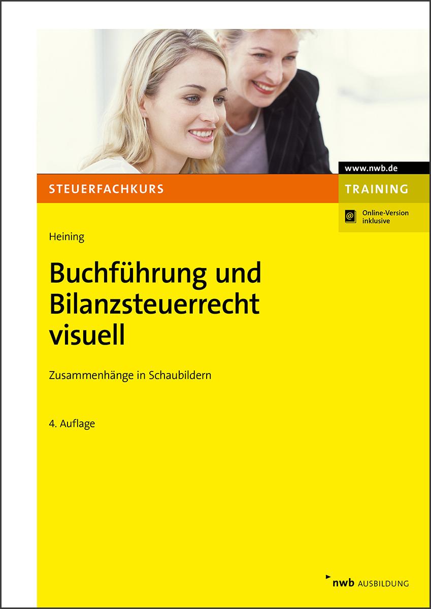 Buchführung und Bilanzsteuerrecht visuell