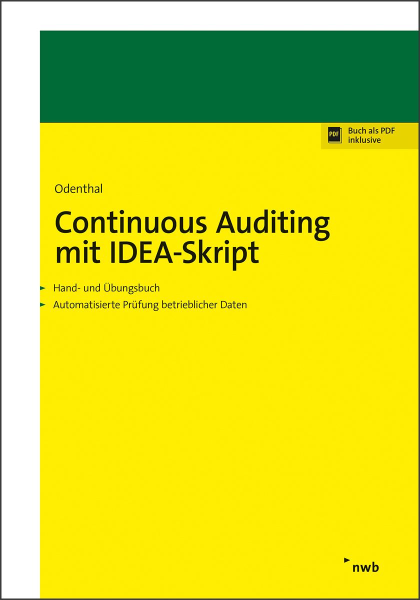 Continuous Auditing mit IDEA-Skript
