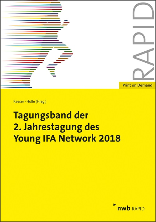 Tagungsband der 2. Jahrestagung des Young IFA Network 2018