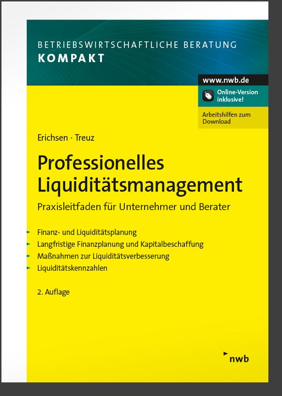 Professionelles Liquiditätsmanagement