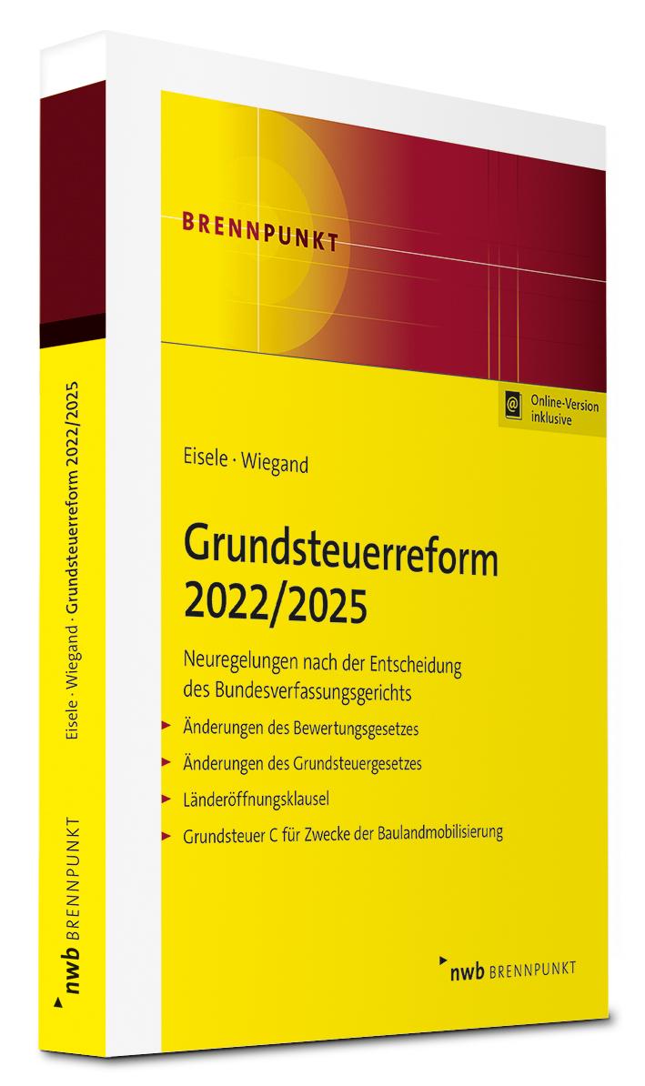Grundsteuerreform 2022/2025