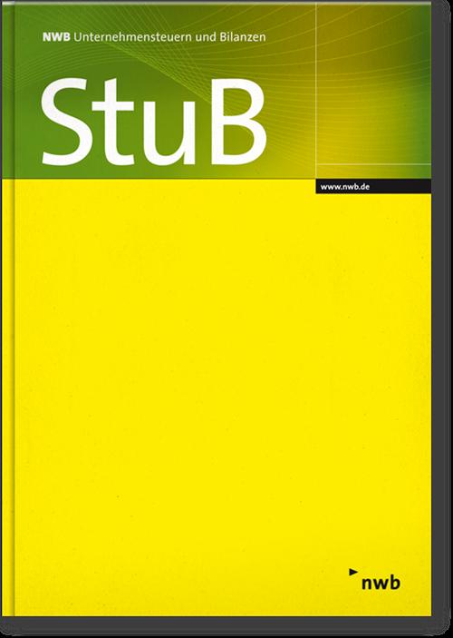 StuB-Einbanddecke 2019