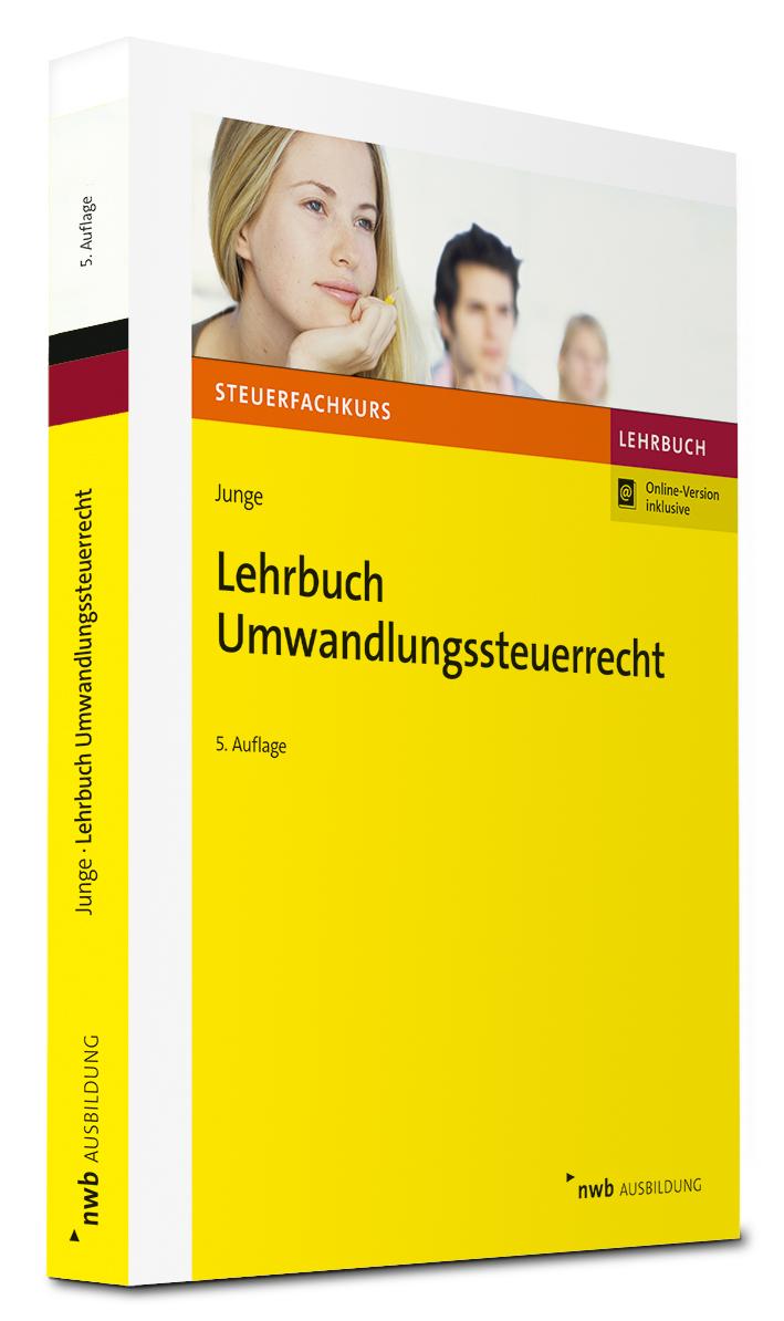 Lehrbuch Umwandlungssteuerrecht