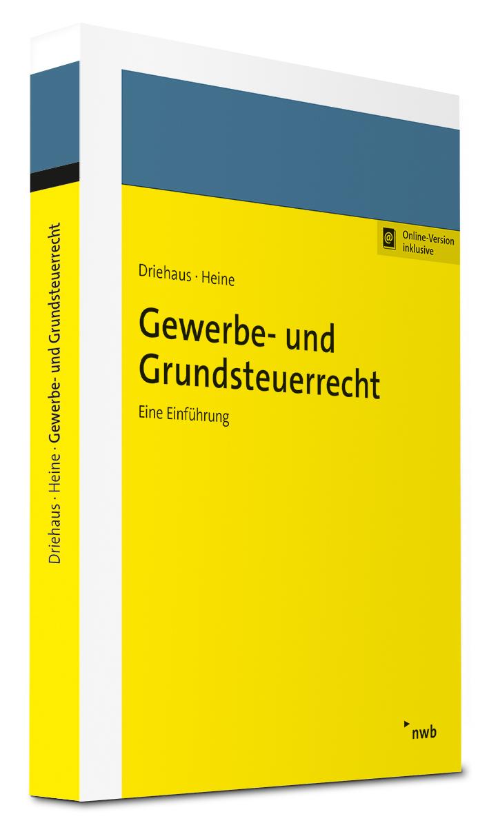 Gewerbe- und Grundsteuerrecht