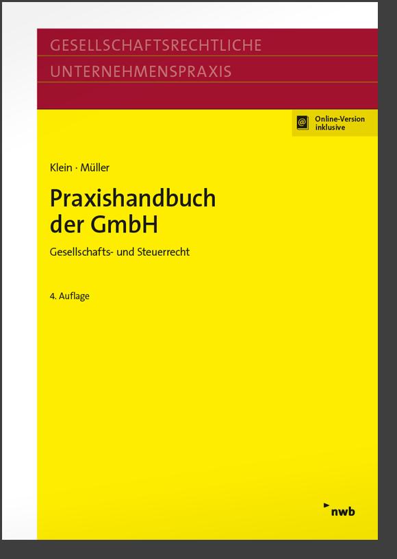 Praxishandbuch der GmbH